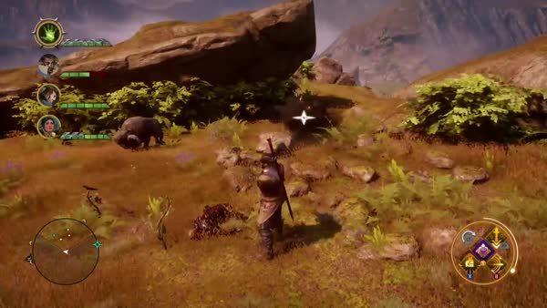 dragonage, Dragon Age: Inquisition - Finishing Mooooooooooooove GIFs