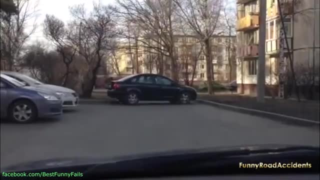 Watch Funny road accidents,Funny Videos, Funny People, Funny Clips, Epic Funny Videos Part 28 GIF by @hazeleye235 on Gfycat. Discover more funny stuff, prank, pranks GIFs on Gfycat