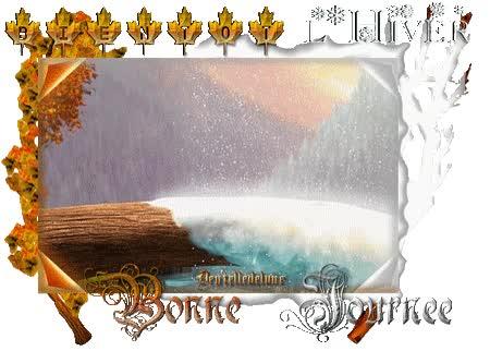 Watch bonne-journée-automne-hiver-gif-animé-dentelledelune GIF on Gfycat. Discover more related GIFs on Gfycat