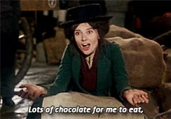 Watch and share My Fair Lady GIFs and Chocolate GIFs on Gfycat