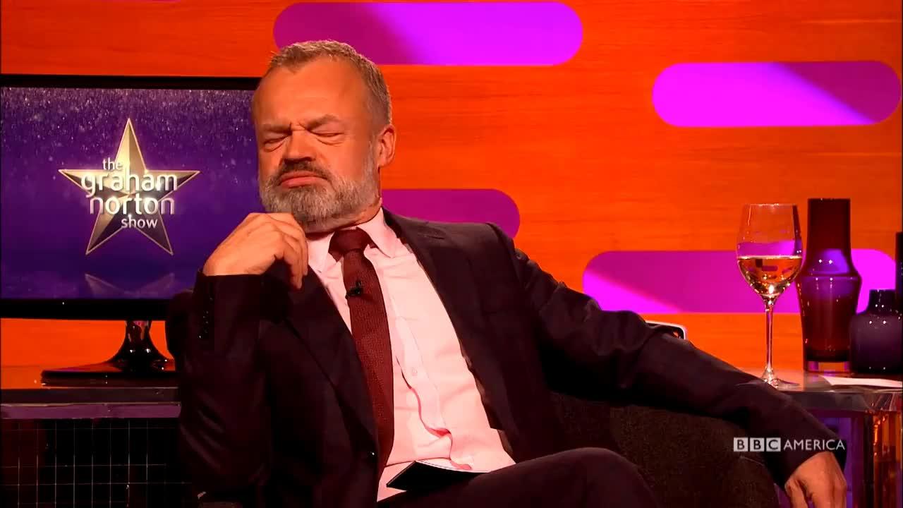 bbc, british, celebrities, funny, television, Graham-1 GIFs
