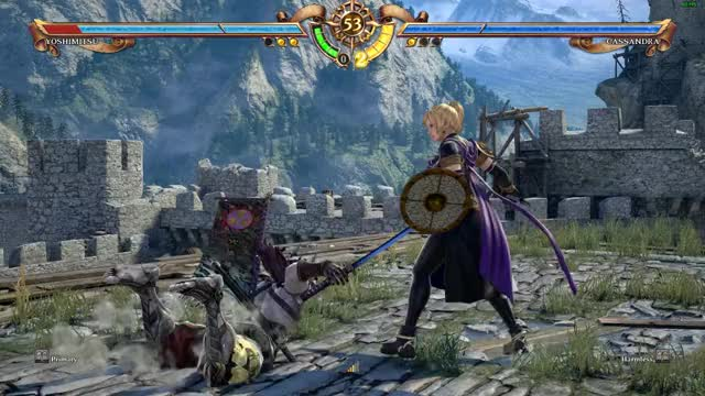 Watch and share Soul Calibur VI 2019.08.14 - 19.30.45.70.DVR GIFs by primary on Gfycat