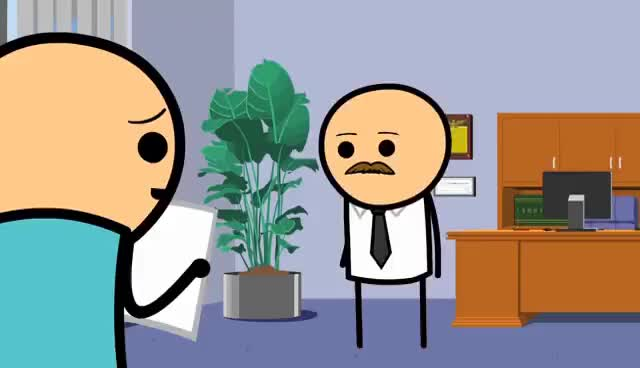 Watch and share Cyanide & Happiness Compilation - #6 GIFs on Gfycat
