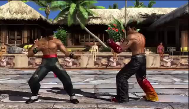 Watch and share Tekken Tag GIFs and Nina GIFs on Gfycat