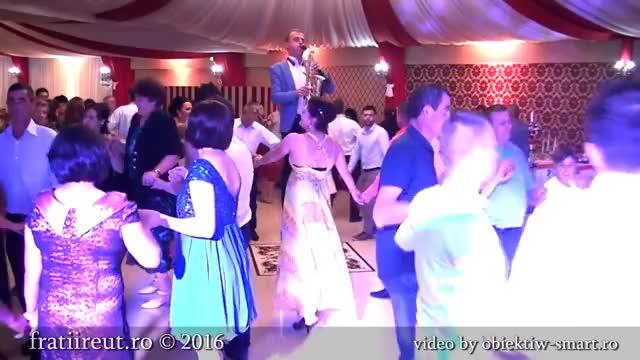 Frații Reuț 2016 Mdvbsuzică Instrumentală Nuntă Roman Neamț Gif