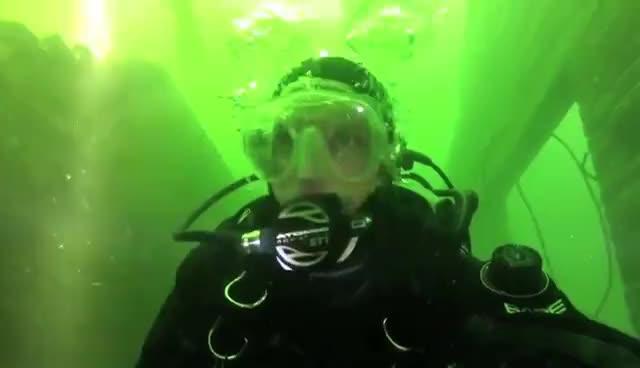 diving, scuba, pumphouse GIFs