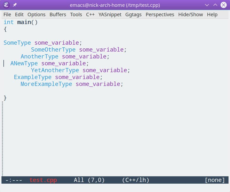 emacs-align GIFs