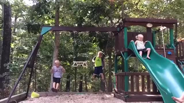 Watch and share Life With Multiple Children GIFs by HoodieDog on Gfycat