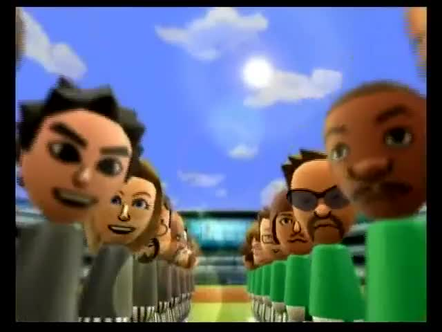 Watch and share Wii Sports - Baseball GIFs on Gfycat