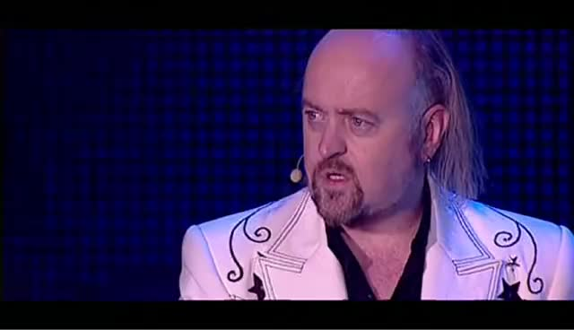Watch and share 'Doorbell' - Bill Bailey GIFs on Gfycat