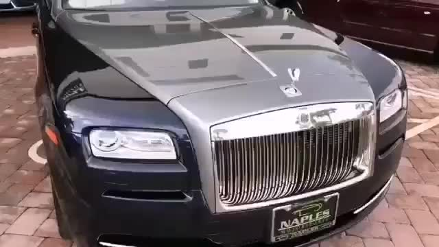 Watch and share Rolls Royce Hood Ornament Anti-theft Device GIFs by tothetenthpower on Gfycat