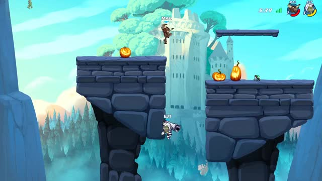 Watch and share Brawlhalla GIFs by ejtomblin on Gfycat