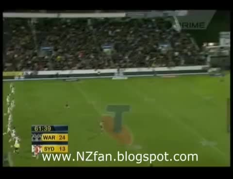 Watch and share Rugby League GIFs and Big Hit GIFs on Gfycat