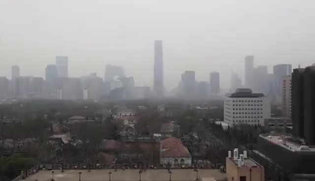 Watch and share Beijing Pollution Time Lapse Video GIFs on Gfycat