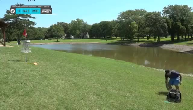 Watch 2016 PDGA Pro Worlds Round 1 | McBeth,Bowers,Holmes,Ellis GIF on Gfycat. Discover more related GIFs on Gfycat