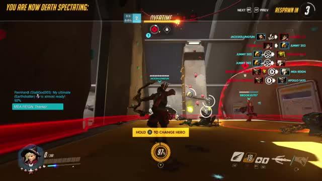 Watch this GIF by xboxdvr on Gfycat. Discover more MEA REIGN, OverwatchOriginsEdition, xbox, xbox dvr, xbox one GIFs on Gfycat