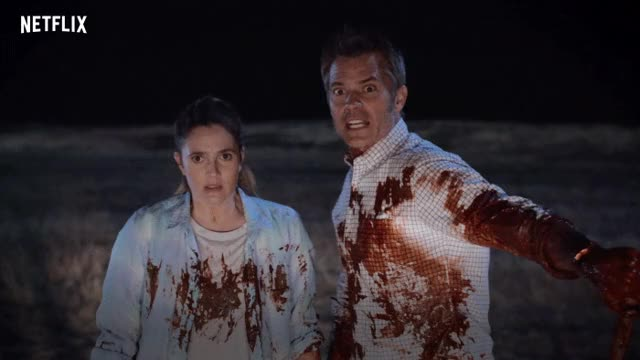Watch and share Santa Clarita Diet GIFs and Timothy Olyphant GIFs on Gfycat