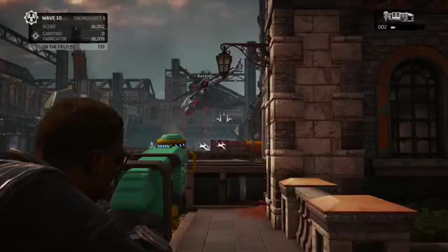 Watch Dropshot Greatest Hits: #1 GIF by Gamer DVR (@xboxdvr) on Gfycat. Discover more GearsofWar4, PowerBalladMan, xbox, xbox dvr, xbox one GIFs on Gfycat