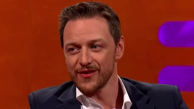 Watch and share James Mcavoy GIFs by GIF Factory on Gfycat