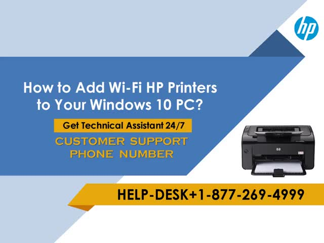 Watch and share How To Add Wi-Fi HP Printers To Your Windows 10 PC? GIFs by Printer Help Number  on Gfycat