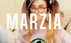 "Watch Favorite youtubers  - CutiePieMarzia : ""You should not liste GIF on Gfycat. Discover more cutiepiemarzia, fvyoutuber, gifset, marzia bisognin, mine, my gifs, youtuber GIFs on Gfycat"
