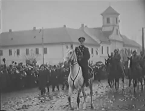 Watch Horthy Miklós Bevonulása Kassára  1938. nov. 11. GIF on Gfycat. Discover more CZY, KO, cathedral, csall, duna, felvidek, ferenc, highlands, horthy, hungarian, hungary, kassa, kom, lyi, magyarorsz, nem, northern, pozsony, slovak, st GIFs on Gfycat