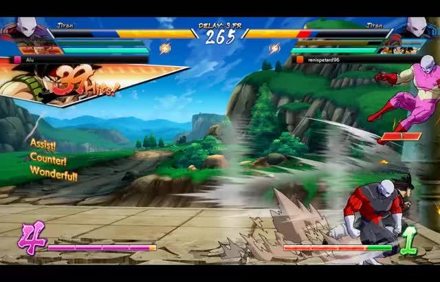 Watch 2019 02 03 22 22 31-clp GIF on Gfycat. Discover more Dragon Ball FighterZ, dbfz GIFs on Gfycat