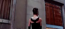Watch this audrey hepburn GIF on Gfycat. Discover more *, 1k, audrey hepburn, breakfast at tiffany's, breakfast at tiffanys, films, george peppard, gifs, hepburnedit, holly golightly, paul varjak GIFs on Gfycat
