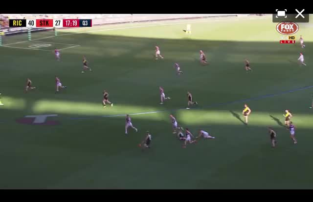 Watch and share AFL Suspense - Reviewed Goal GIFs on Gfycat