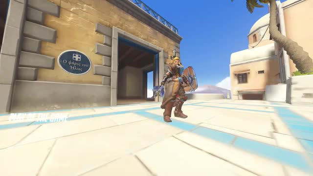 Watch and share Overwatch GIFs and Brigitte GIFs by Opkon on Gfycat