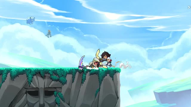 Watch and share Brawlhalla GIFs and Mirage GIFs by OxKing8080 on Gfycat