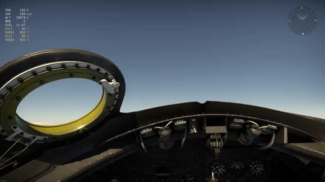 Watch and share War Thunder - Test Flight 2019-09-21 08-08-47 GIFs on Gfycat