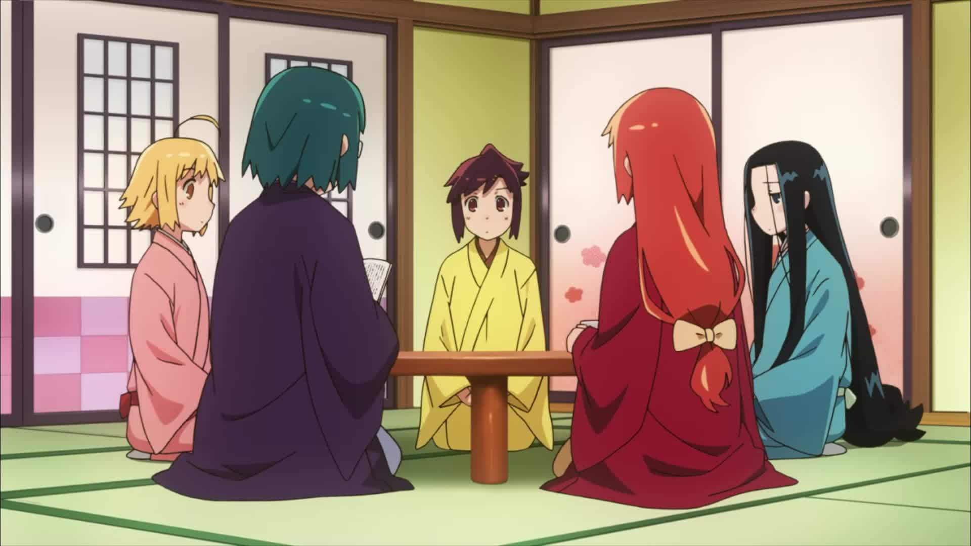QUALITYanime, anime, animegifs, After an embarrassing TV airing, SHAFT goes all out for the bluray [Bakemonogatari] (reddit) GIFs