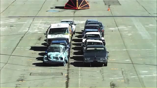 Watch MythBusters Epic Car Split GIF on Gfycat. Discover more car, cliches, crash, damme, enya, epic, gtaonline, gtav, mythbusters, split, van, volvo GIFs on Gfycat