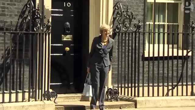 Watch and share Theresa May GIFs and Confused GIFs on Gfycat