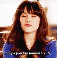 Watch this trending GIF on Gfycat. Discover more zooey deschanel GIFs on Gfycat