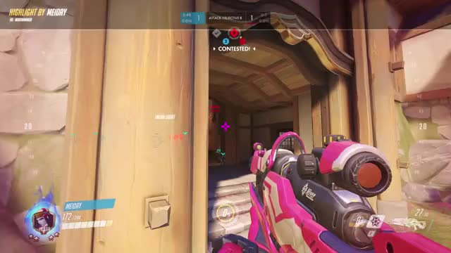 Watch and share Widowmaker GIFs and Highlight GIFs by will on Gfycat