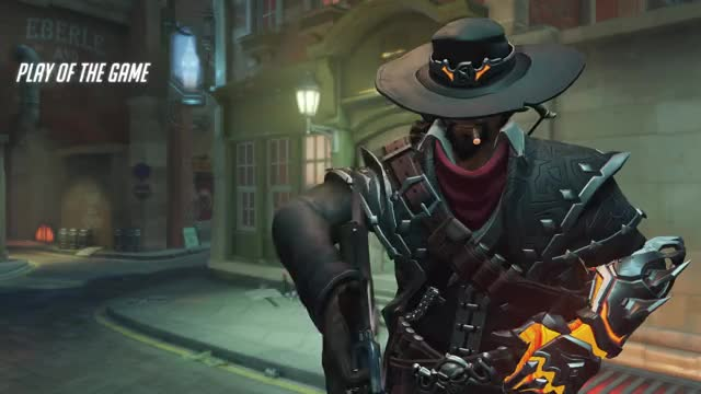 Watch mccree GIF by Mom (@e-mommy) on Gfycat. Discover more related GIFs on Gfycat