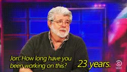 Watch and share George Lucas GIFs on Gfycat