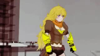 Watch Ten Outta Ten! GIF on Gfycat. Discover more I FORGOT HOW MUCH I LOVED THIS FIGHT, THE CHOREOGRAPHYYYYY, also behold like the busiest gifset ever, flashing gif, melanie malachite, miltia malachite, my edit, roosterteeth, rwby, rwby edit, rwby gif, yang xiao long GIFs on Gfycat