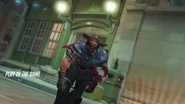 Watch mccree GIF on Gfycat. Discover more mccree, overwatch, potg GIFs on Gfycat