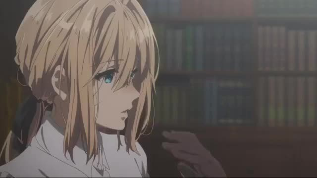 Watch this anime GIF on Gfycat. Discover more anime, violet evergarden GIFs on Gfycat