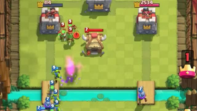 Watch and share Gob3m Gameplay 3 GIFs by Clash Royale Kingdom on Gfycat
