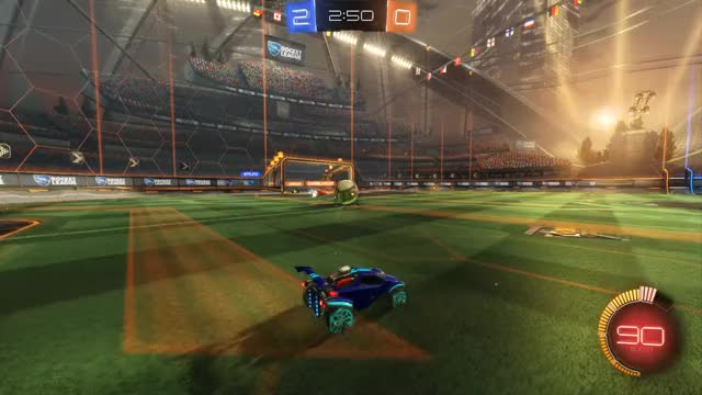 Watch Goal 3: The Demogorgon GIF by Gif Your Game (@gifyourgame) on Gfycat. Discover more Gif Your Game, GifYourGame, Goal, Rocket League, RocketLeague, The Demogorgon GIFs on Gfycat