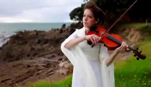 Watch and share Lindsey Stirling GIFs on Gfycat