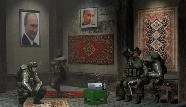 Watch and share Russians In CS:GO GIFs on Gfycat