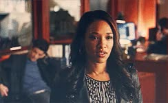 Watch and share Candice Patton GIFs on Gfycat