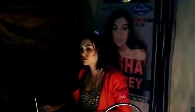 sasha grey, SASHA GREY - DJ SET (Fragment #2) - Moscow, 26.05.2013 GIFs
