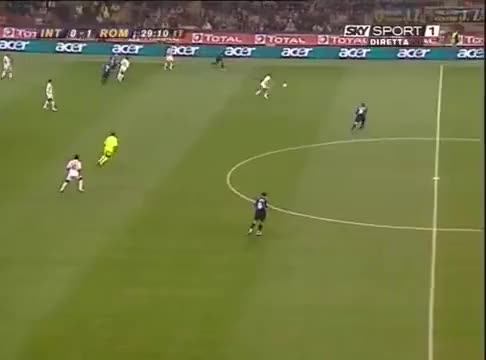 Watch FRANCESCO TOTTI! GIF on Gfycat. Discover more soccer GIFs on Gfycat