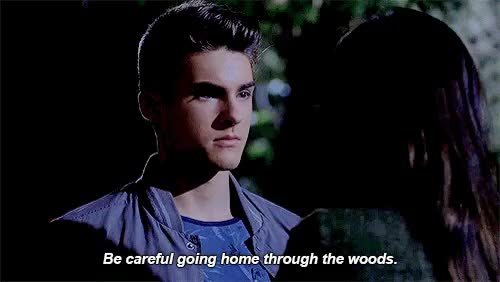 Watch and share Pretty Little Liars GIFs and Teen Wolf Theories GIFs on Gfycat